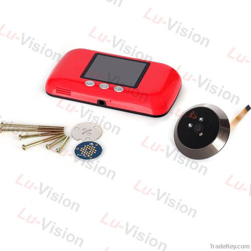 3inchTFT 0.3 MegaPixel CMOS Electronic Digital Peephole Door Viewer