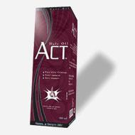 ACT hair oil