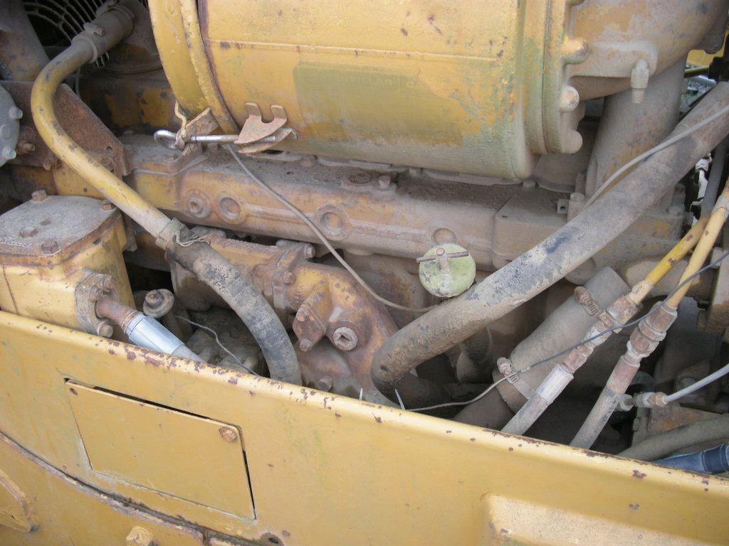 Used CATERPILLAR D6D Crawler Bulldozer