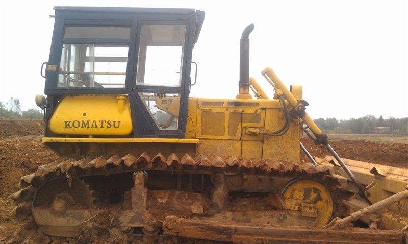 Used Bulldozer Komatsu D50P Crawler Bulldozer