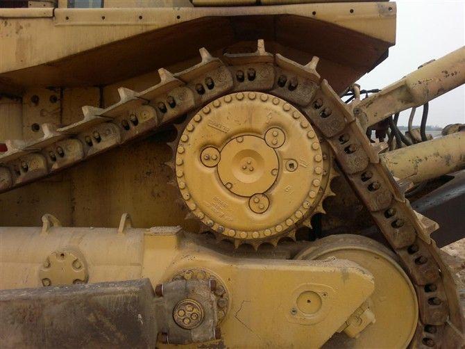 Used Bulldozer CATERPILLAR D9N Crawler Bulldozer