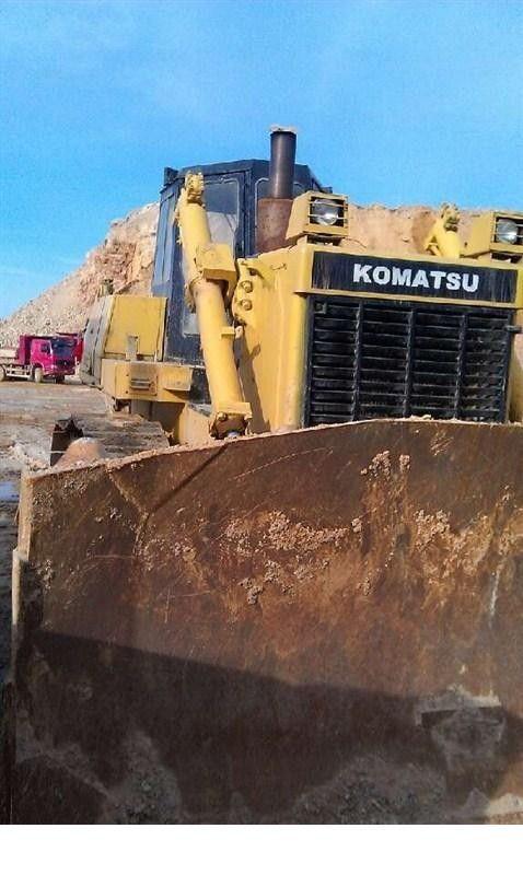 Used Komatsu D355A-3 Crawler Bulldozer