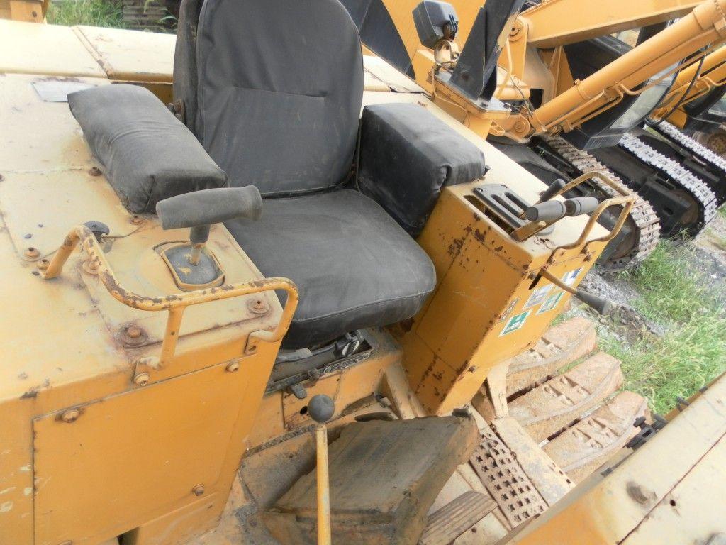 Used CATERPILLAR D4H Crawler Bulldozer