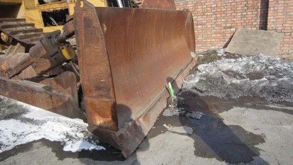Used Bulldozer CATERPILLAR D7H Crawler Bulldozer