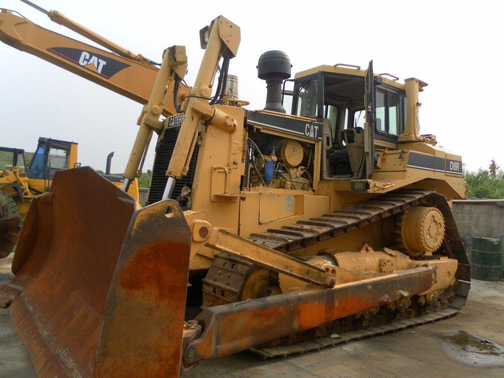 Used Bulldozer CATERPILLAR D8R Crawler Bulldozer