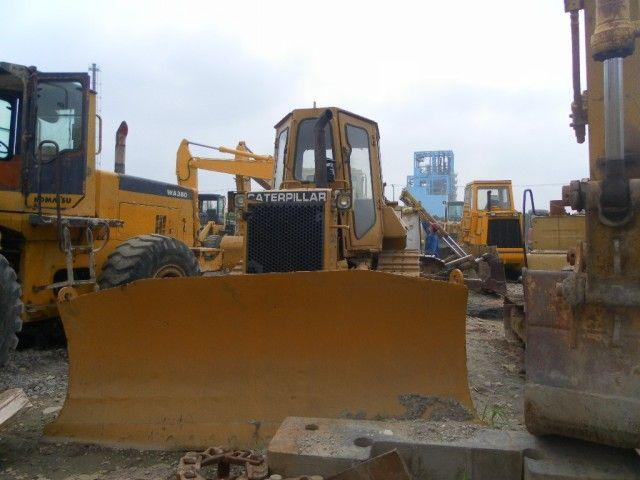 Used CATERPILLAR D5H Crawler Bulldozer