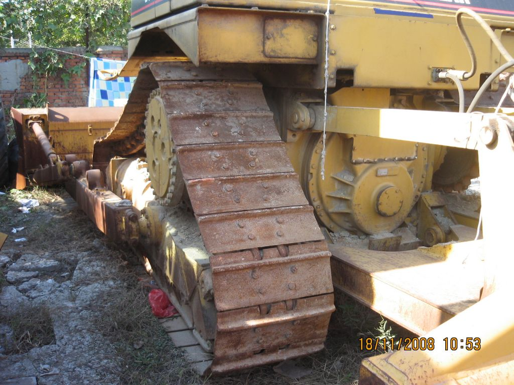 Used CAT D6R Crawler Bulldozer