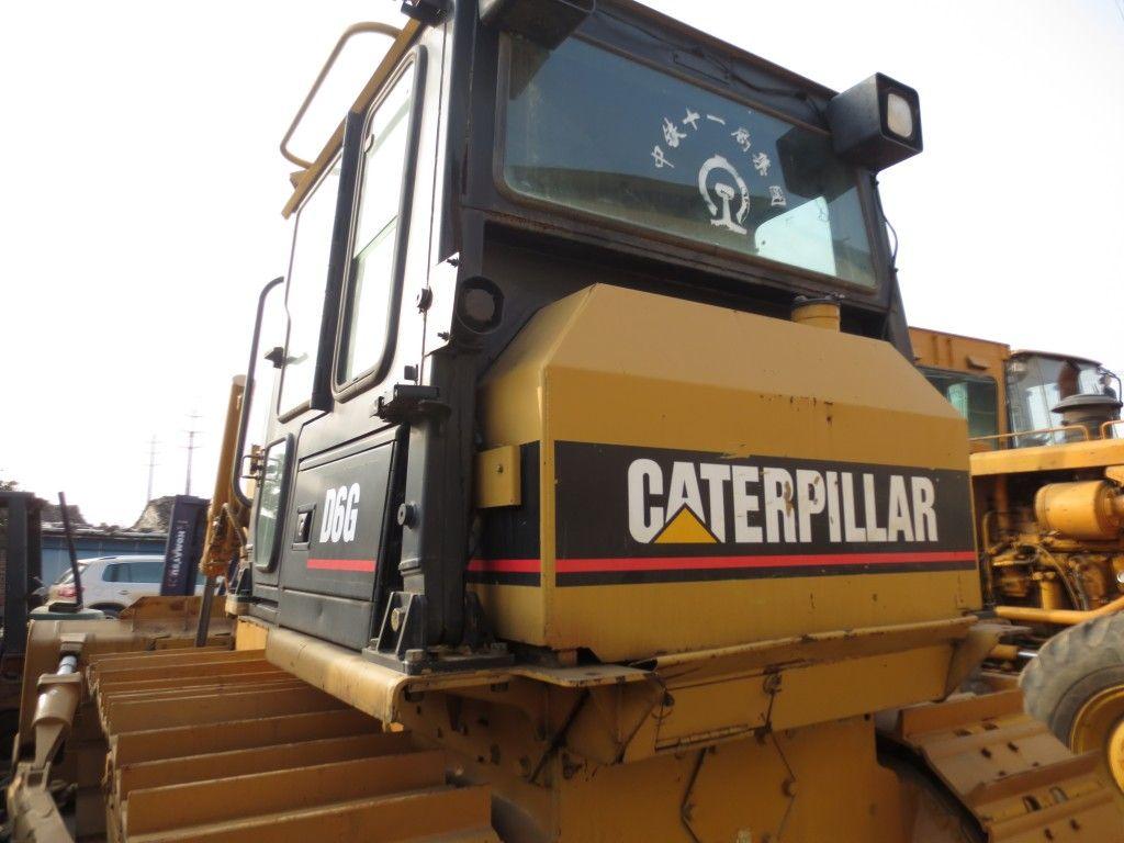 Used CAT D6G Crawler Bulldozer