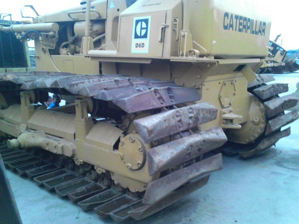 Used CAT D6C Bulldozer