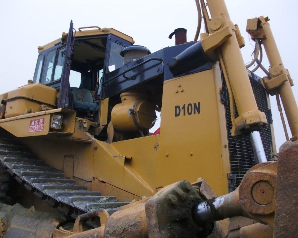 Used CAT D10N Crawler Bulldozer
