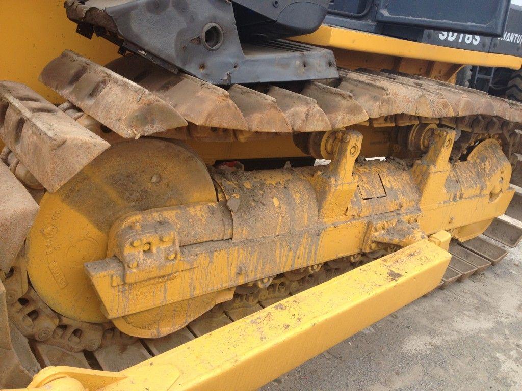 Used Shantui SD16 Cralwer Bulldozer