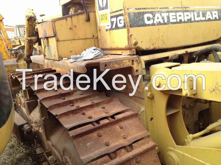 Sell Used Caterpillar Bulldozer D7G