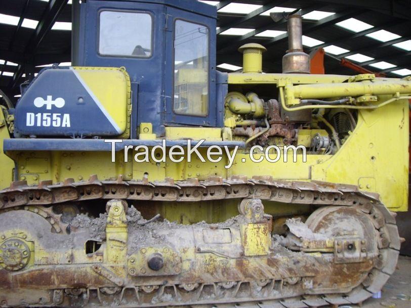 Used Komatsu Bulldozer D155A-1