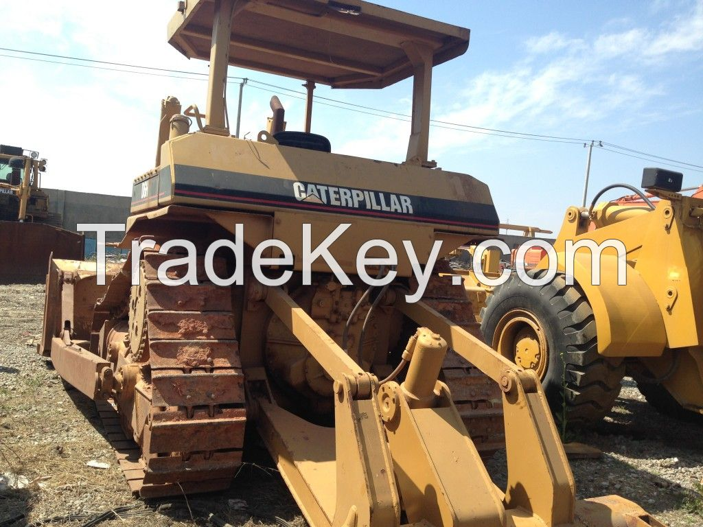 Used D6H Caterpillar Bulldozer