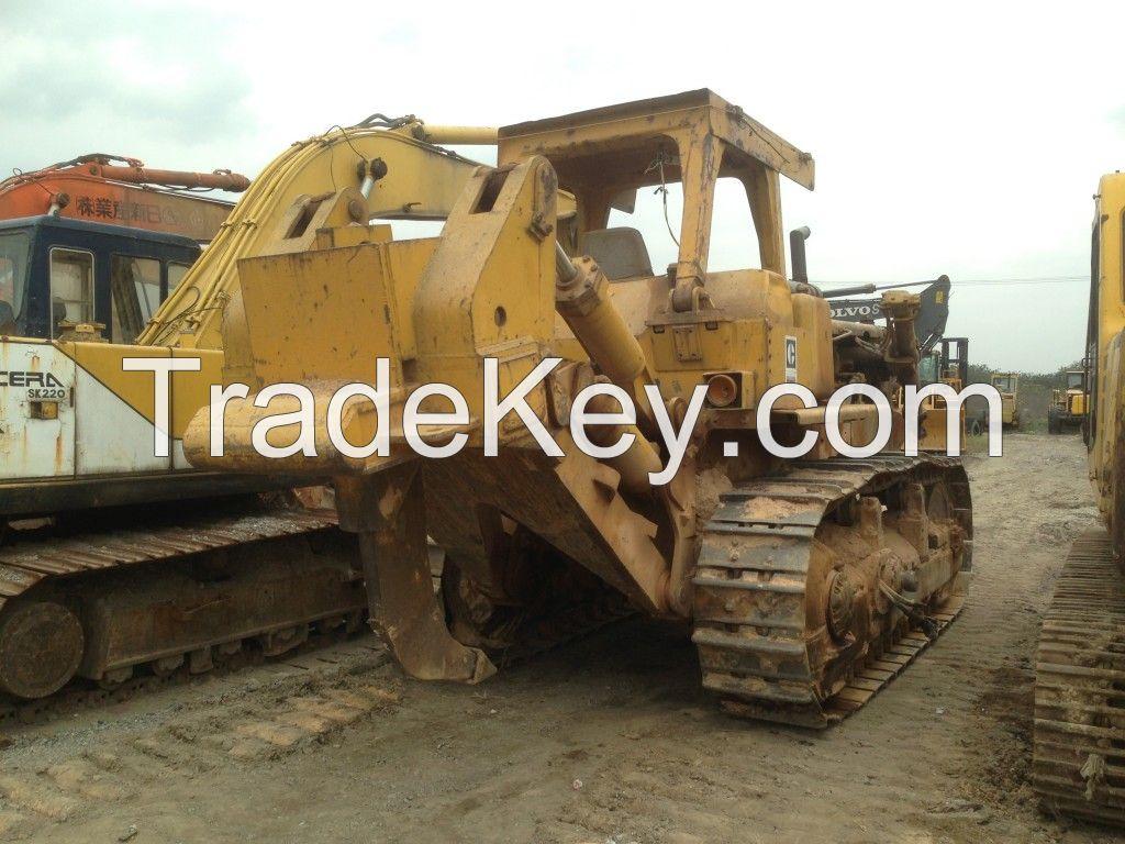 D8K Used Caterpillar Crawler Bulldozer