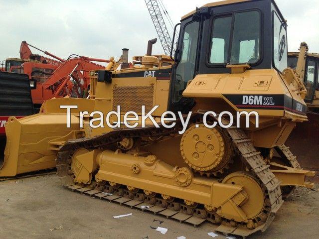 Used  Bulldozer D6M XL, CAT Crawler Bulldozer D6M XL