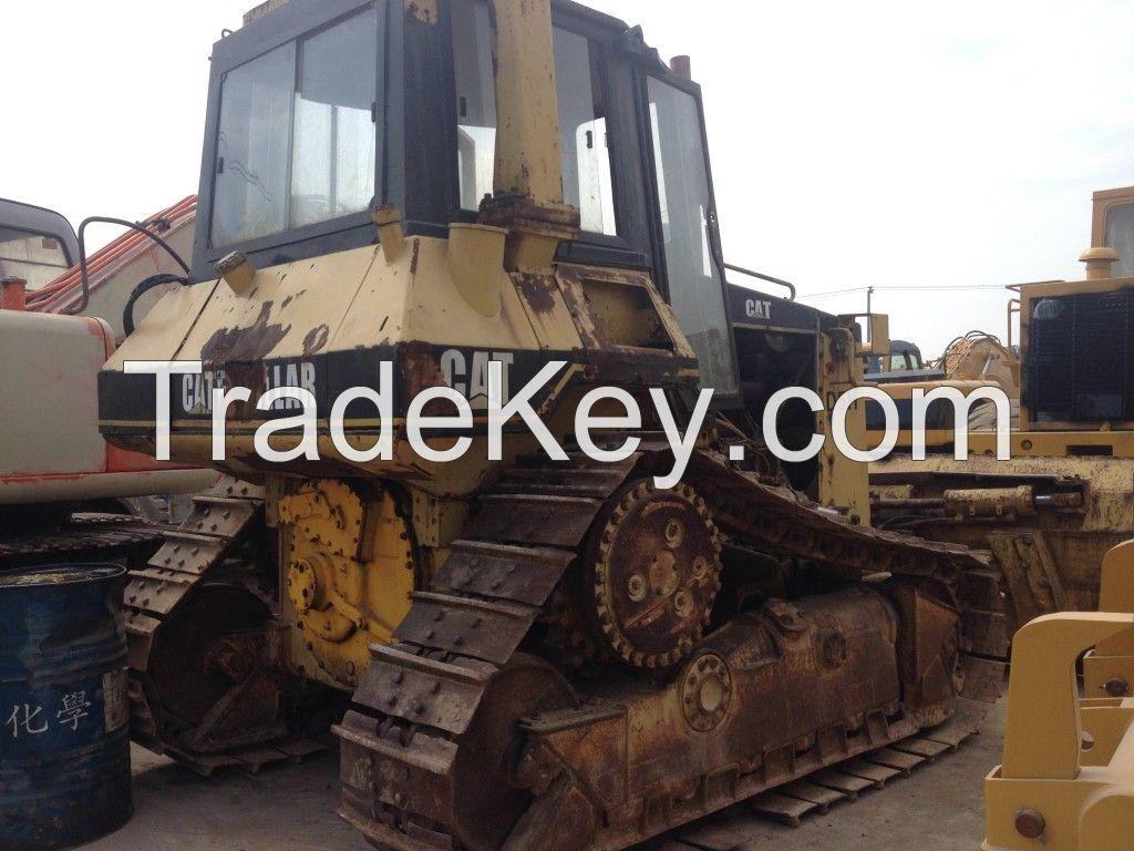 Used  Bulldozer D5H, CAT Crawler Bulldozer D5H