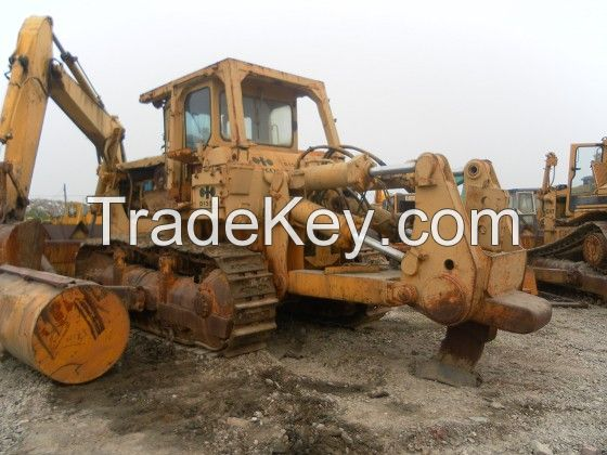 Used D155A-1 Komatsu Bulldozer