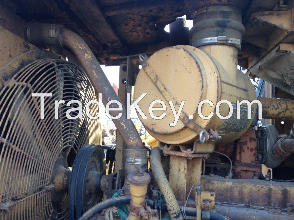 Used bulldozer D6H, Crawler Dozer D6H, Used CAT Bulldozer D6H