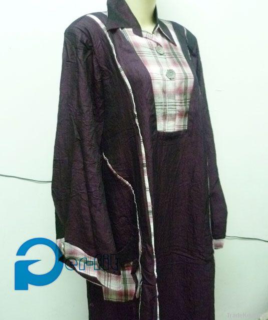 khaleeji abaya hijab underscarf neck cover kfatan niqab