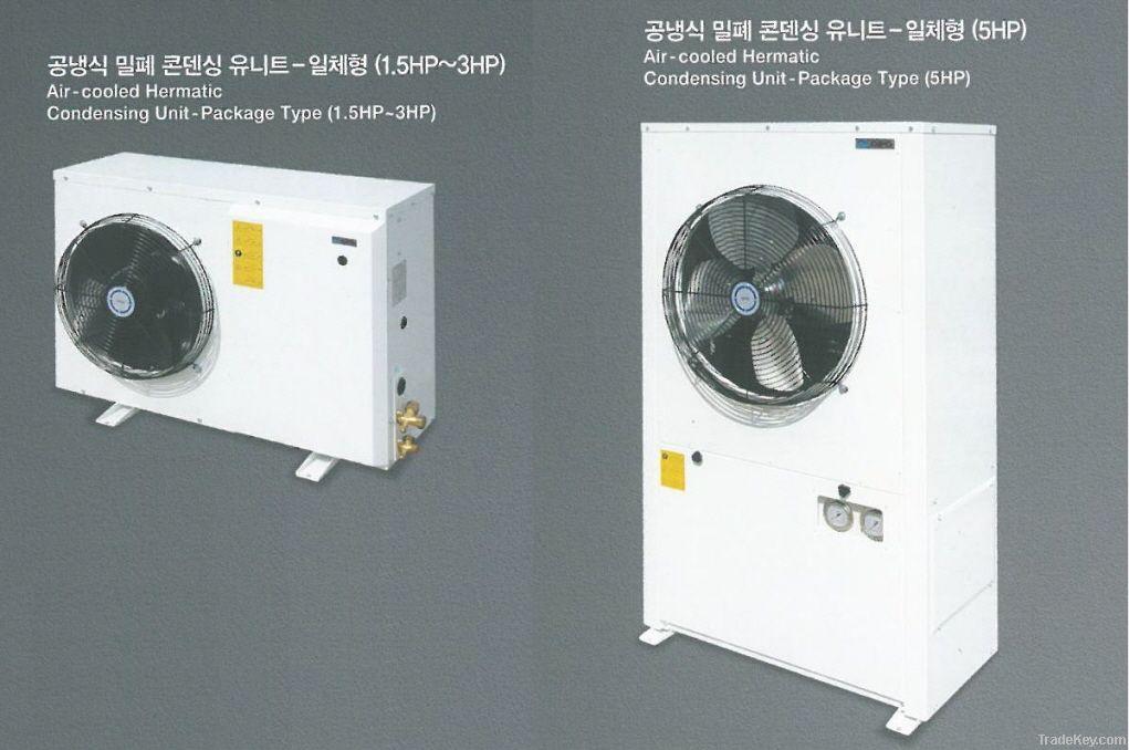 Condensing Unit - Refrigeration System