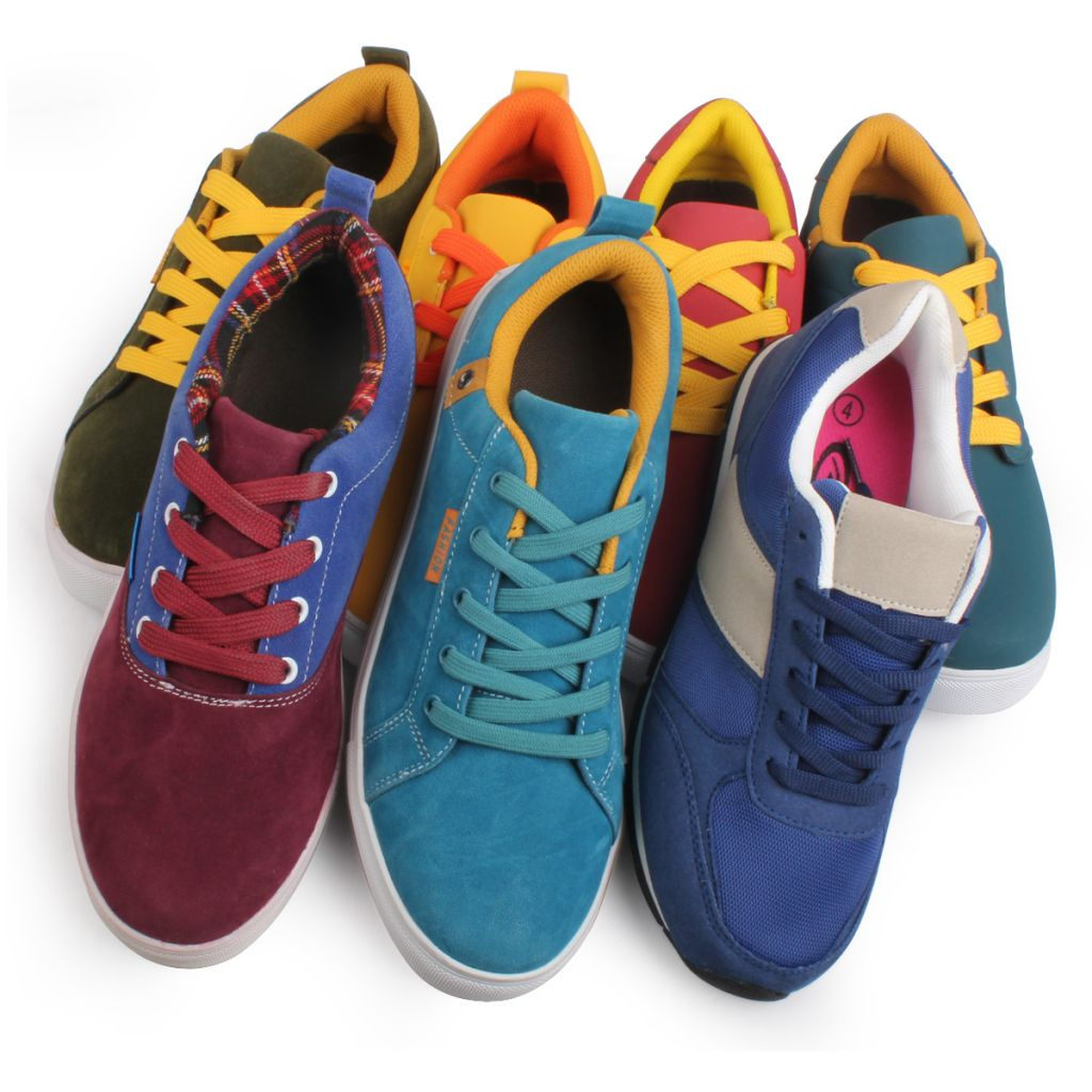 new Men's casual shoe stock mixed