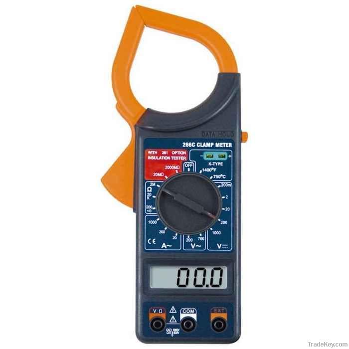 266 DT-266C digital clamp meter