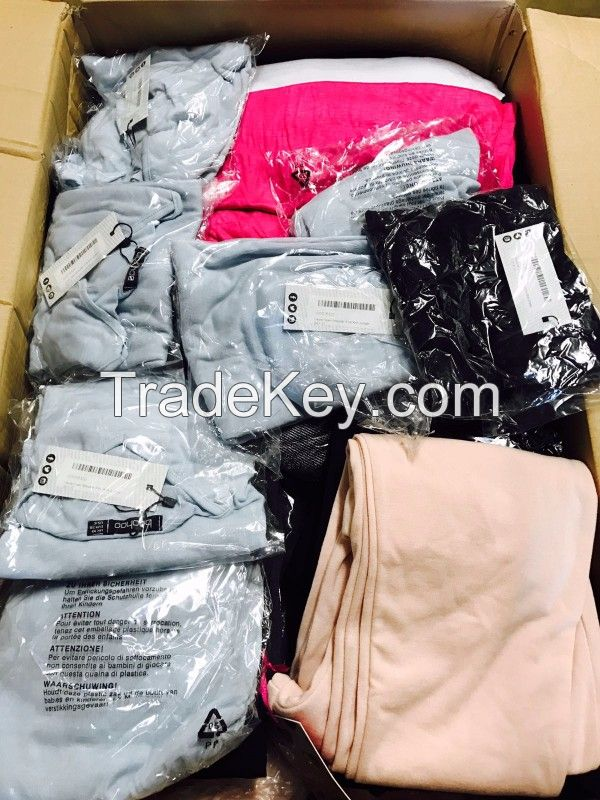 Stock of ladies clothes mixed