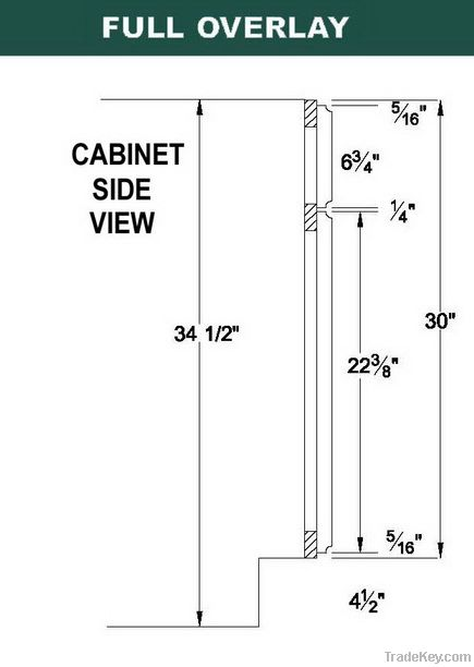 Kitchen Base Cabinet (B15)