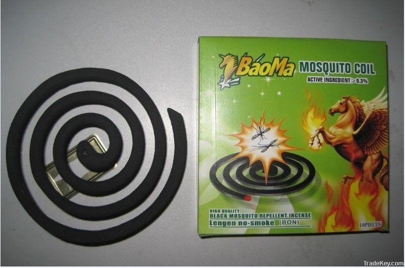 Baoma black mosquito coil