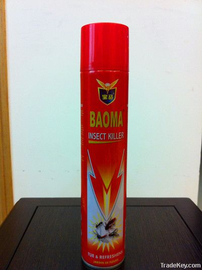 eco-friendly baoma insecticide aerosol