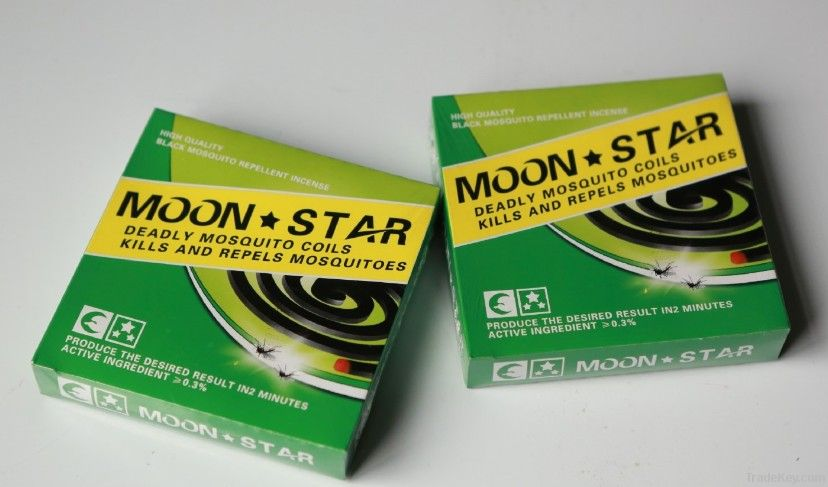 Moon Star mosquito repellent coil