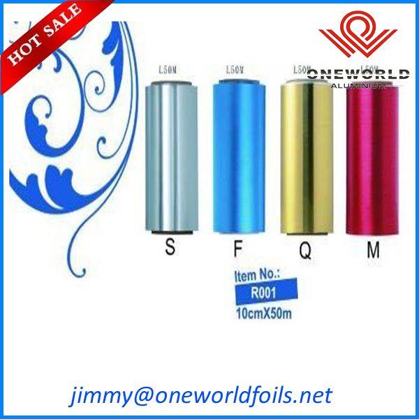 Hot sale ECO-friendly hookah shisha foil