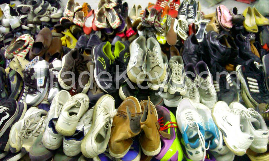 Grade A Used Shoes