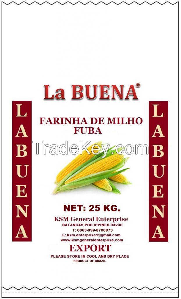 Yellow Corn Flour / FUBA