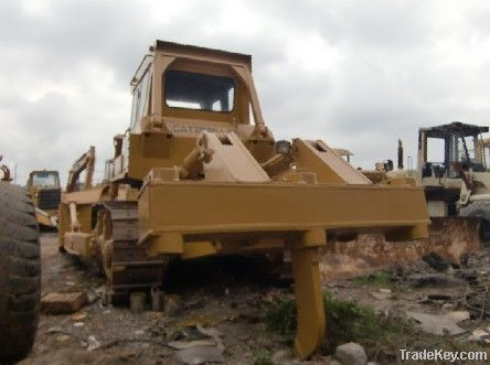 Used caterpillar D8K bulldozer