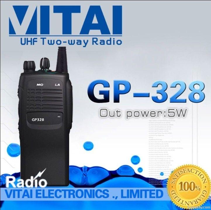 Wholesale OEM 100% Same Brand New GP328 Handheld Walkie Talkie