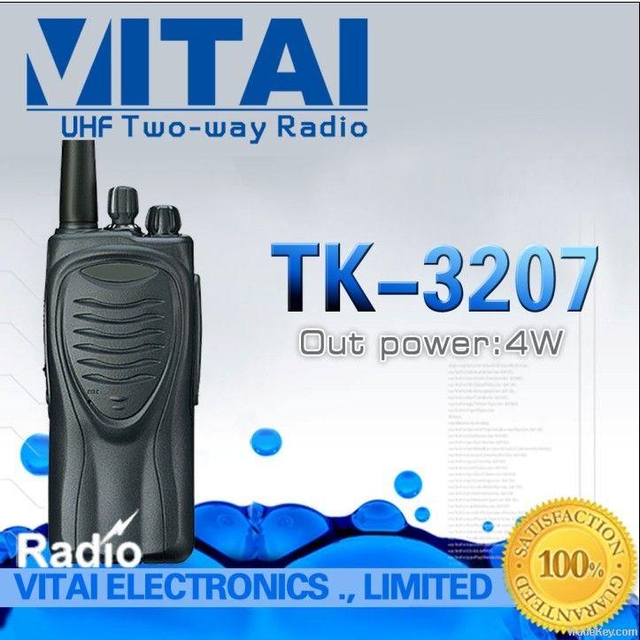 Wholesale Kenvvood TK3207 UHF 4w Two Way Radio