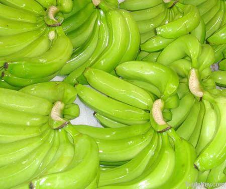 fresh cavendish bananas