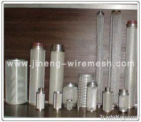 Metal filter