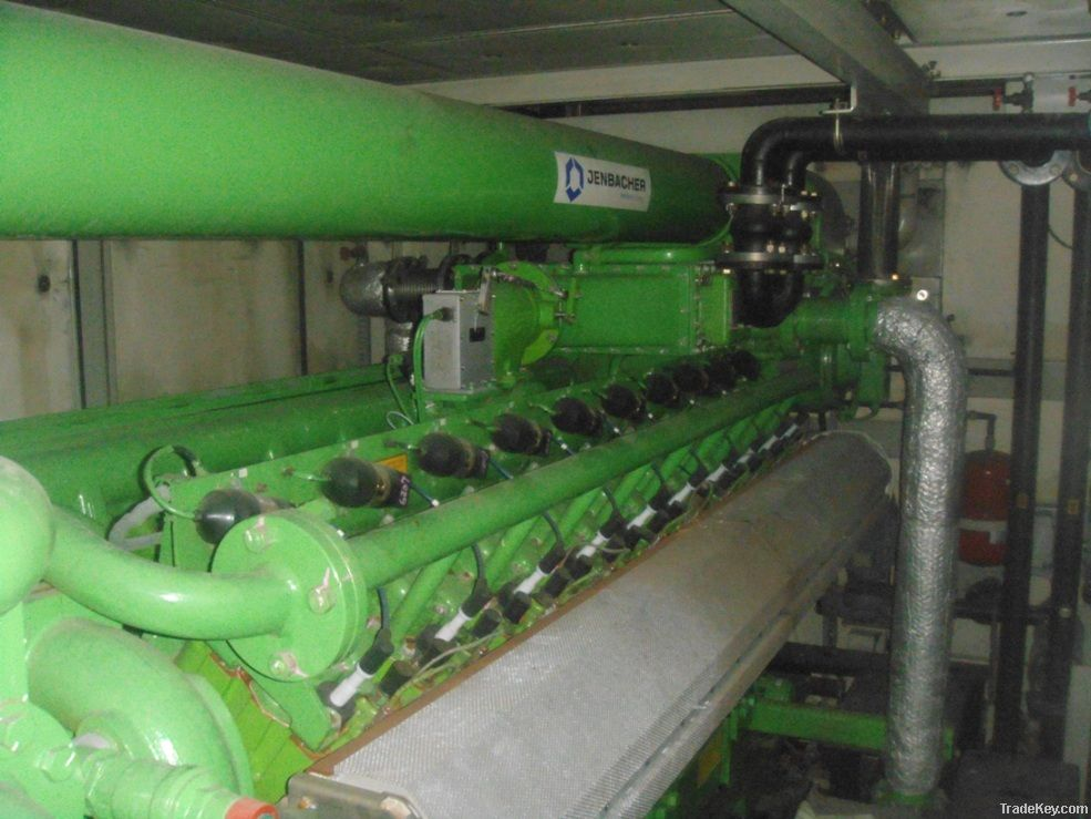 900 kva Gas Generator-Jenbacher