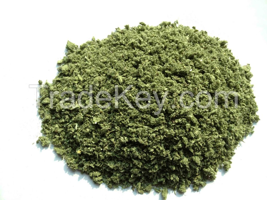 Herbal cigarette raw materials Marshmallow leaves