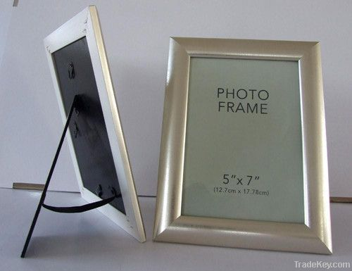 Beautiful hot selling plastic photo frame