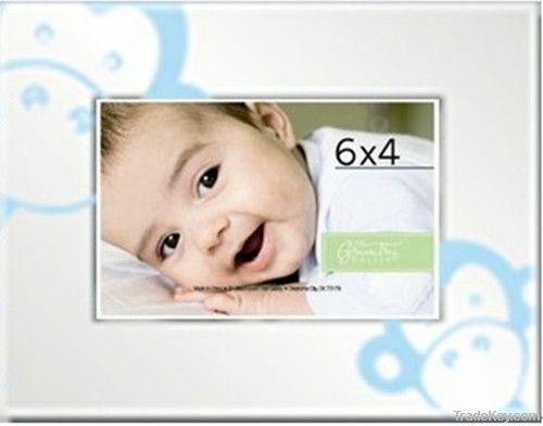 Creative flexible colourfull magnetic paper photo frame