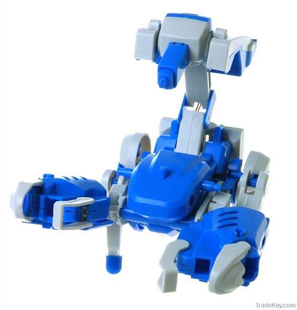 solar 3 in 1 robot kit