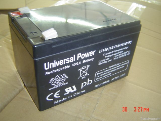 UPS /AGM/VRLA battery 12V 12Ah