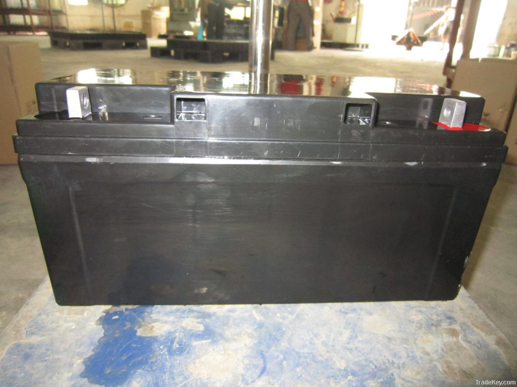 sealed lead acid battery/ups battery/solar battery/AGM battery12V65ah