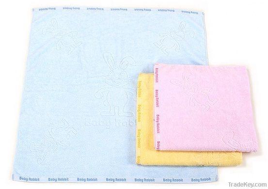 Untwisted yarn Baby Wrapper