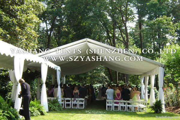 Wedding tent canopy