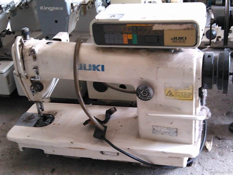 Juki DDL-555 Leather Sewing Machine